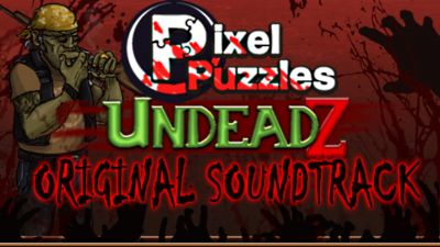 PIXEL PUZZLES: UNDEADZ - ORIGINAL SOUNDTRACK (DLC) - STEAM - PC - WORLDWIDE