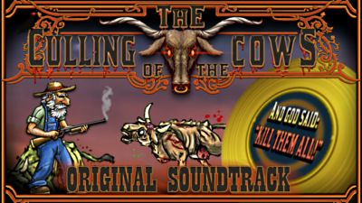 THE CULLING OF THE COWS - ORIGINAL SOUNDTRACK - STEAM - PC - WORLDWIDE