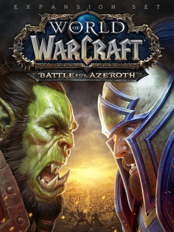 WORLD OF WARCRAFT: BATTLE FOR AZEROTH - EXPANSION SET - BATTLE.NET - MULTILANGUAGE - US - PC