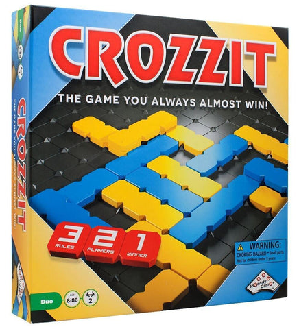 CROZZIT - JOC DE STRATEGIE - IDENTITY GAMES (7314)