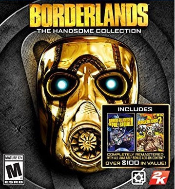 BORDELANDS THE HANDSOME COLLECTION - PC - STEAM - MULTILANGUAGE - EU