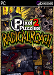 PIXEL PUZZLES 2: RADICAL ROACH - STEAM - PC - EU Libelula Vesela Jocuri video