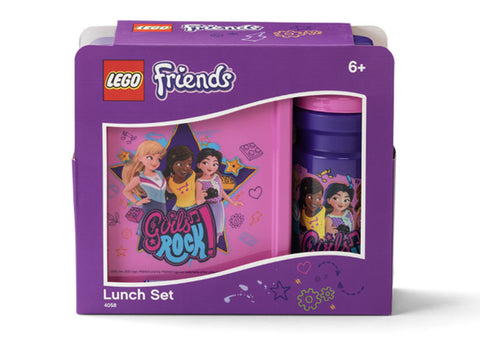 SET PENTRU PRANZ LEGO FRIENDS - GIRLS ROCK - LEGO (40581734) Libelula Vesela