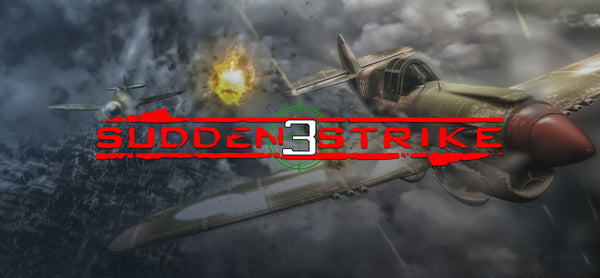SUDDEN STRIKE 3 - STEAM - PC - WORLDWIDE