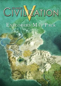 SID MEIER'S CIVILIZATION V: EXPLORERS MAP PACK (MAC) (DLC) - WORLDWIDE