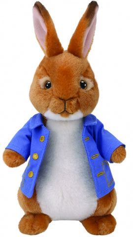 PLUS LICENTA PETER RABBIT - PETER RABBIT (15 CM) - TY (ST9XTY42275)