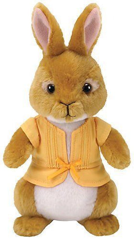 PLUS LICENTA PETER RABBIT - MOPSY (15 CM) - TY (ST9XTY42277)