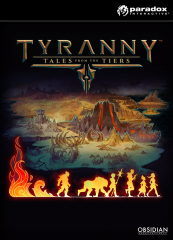 TYRANNY - TALES FROM THE TIERS (DLC) - STEAM - PC - EMEA, US