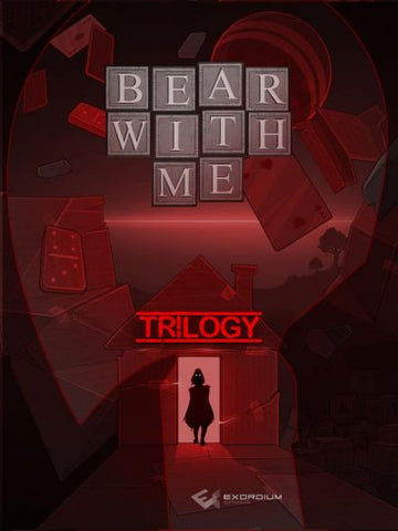 BEAR WITH ME - BUNDLE EPISODE 1-3 - STEAM - PC - WORLDWIDE