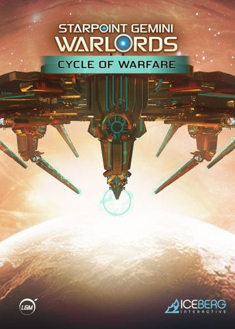 STARPOINT GEMINI WARLORDS - CYCLE OF WARFARE (DLC) - STEAM - PC