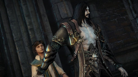 CASTLEVANIA: LORDS OF SHADOW 2 - ARMORED DRACULA COSTUME DLC - STEAM - PC