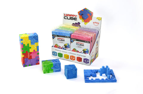 HAPPY CUBE - EXPERT - MINI - HAPPY CUBE (HCE100)