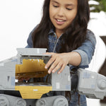 TRANSPORTOR IMPERIAL AT-ACT, MOTORIZAT, TUN NERF, STAR WARS ROGUE ONE - HASBRO (ST16XB7076)