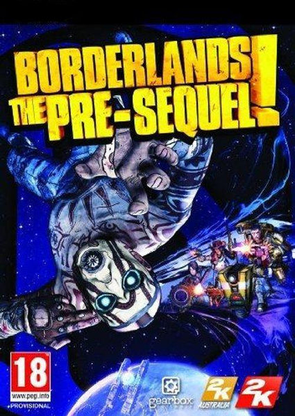 BORDERLANDS: THE PRE-SEQUEL (MAC) - WORLDWIDE