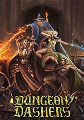 DUNGEON DASHERS - STEAM - PC - WORLDWIDE