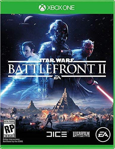 STAR WARS BATTLEFRONT 2 (2017) - XBOX ONE - XBOX LIVE - WORLDWIDE - MULTILANGUAGE