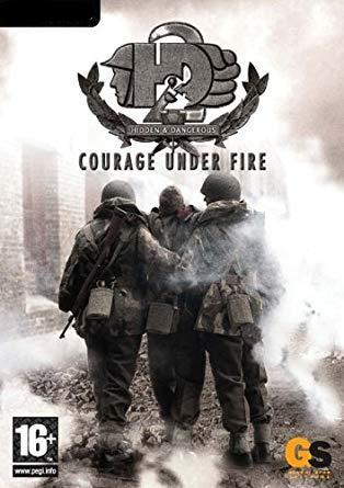 HIDDEN & DANGEROUS 2: COURAGE UNDER FIRE - STEAM - PC - WORLDWIDE