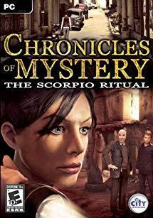 CHRONICLES OF MYSTERY: THE SCORPIO RITUAL - STEAM - PC