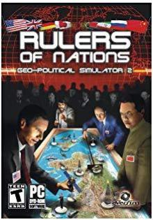 RULERS OF NATIONS - STEAM - PC - WORLDWIDE