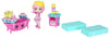 Happy Places S1 - Kit-Ul De Bun-Venit Pack + Pachet Surpiza Dreamy Bear / Kitty Kitchen Bathing