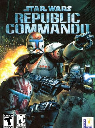 STAR WARS REPUBLIC COMMANDO EU - STEAM - PC - EU