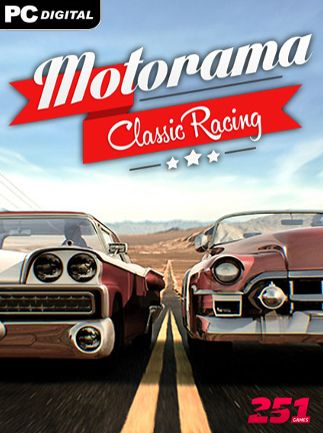 MOTORAMA - STEAM - PC - WORLDWIDE