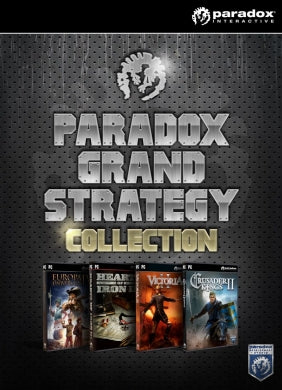 PARADOX GRAND STRATEGY COLLECTION - STEAM - PC / MAC