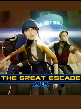 THE GREAT ESCAPE - STEAM - PC - WORLDWIDE
