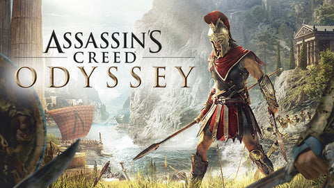 ASSASSIN'S CREED: ODISSEY - UPLAY - EMEA