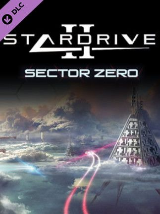 STARDRIVE 2 - SECTOR ZERO (DLC) - STEAM - PC - WORLDWIDE Libelula Vesela Jocuri video