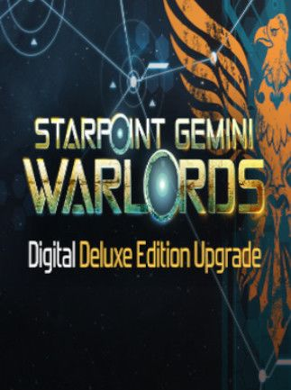 STARPOINT GEMINI WARLORDS - UPGRADE TO DIGITAL DELUXE (DLC) - STEAM - PC - EU