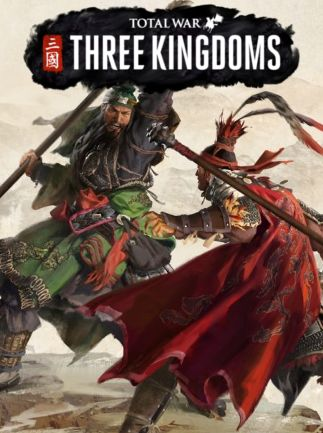 TOTAL WAR: THREE KINGDOMS - STEAM - MULTILANGUAGE - ASIA - PC