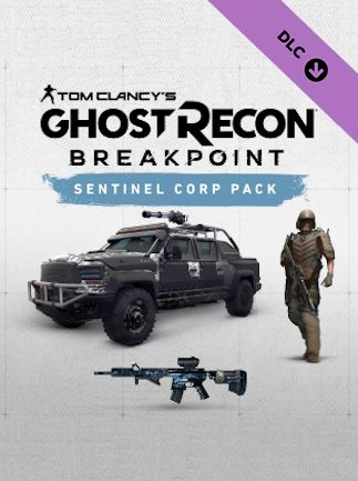 TOM CLANCY'S GHOST RECON BREAKPOINT SENTINEL CORP. PACK - OFFICIAL WEBSITE - MULTILANGUAGE - WORLDWIDE - PLAYSTATION - PS4 / XBOX ONE / PC Libelula Vesela