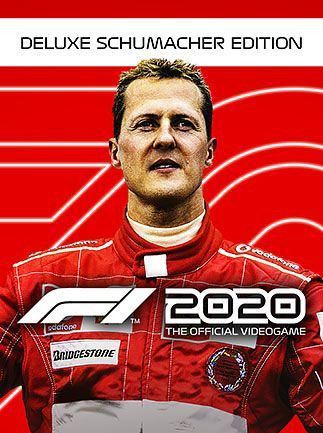F1 2020 - DELUXE SCHUMACHER EDITION - STEAM - PC - MULTILANGUAGE - WORLDWIDE Libelula Vesela