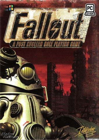 FALLOUT: A POST NUCLEAR ROLE PLAYING GAME - STEAM - PC