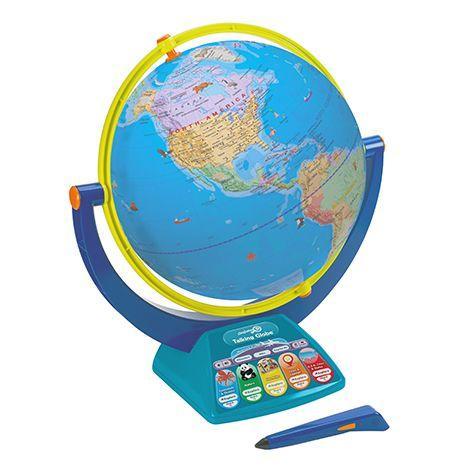 GEOSAFARI - GLOB PAMANTESC INTERACTIV - EDUCATIONAL INSIGHTS (EI-8888)