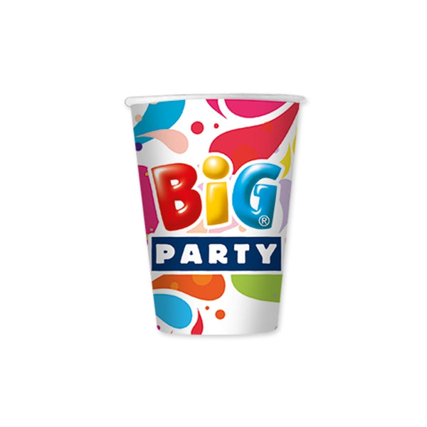 PAHARE 80 ML 10 BUCATI/SET BIG PARTY (BP61953)