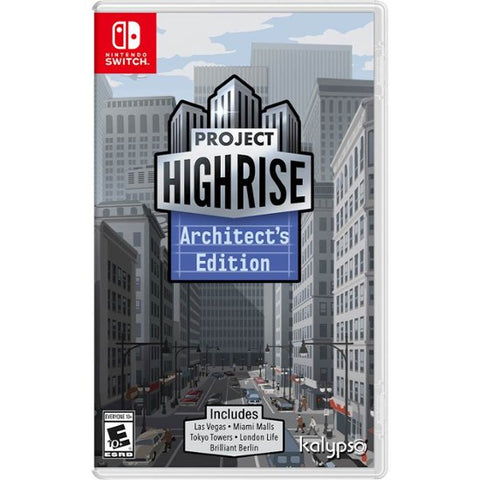 PROJECT HIGHRISE - LONDON LIFE (DLC) - STEAM - PC