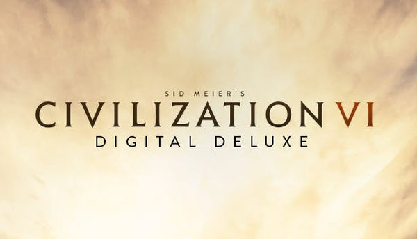SID MEIER'S CIVILIZATION VI DIGITAL DELUXE EDITION (MAC) - WORLDWIDE