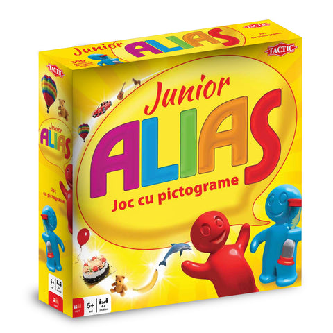 ALIAS JUNIOR - TACTIC (54290)