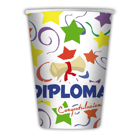 PAHARE 200 ML DIPLOMA 10 BUC/SET BIG PARTY (BP66096)
