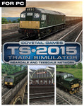 TRAIN SIMULATOR - WEARDALE & TEESDALE NETWORK ROUTE ADD-ON (DLC) - STEAM - PC - EU
