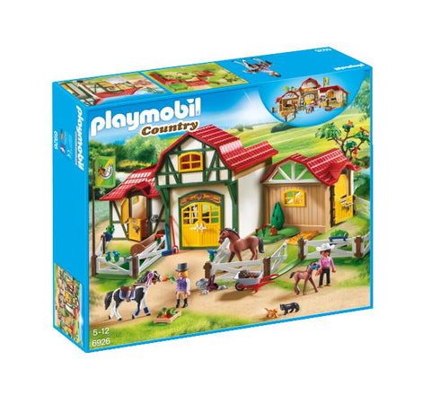 FERMA CALUTILOR - PLAYMOBIL (PM6926)