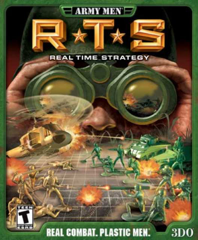 ARMY MEN: RTS - STEAM - PC - WORLDWIDE