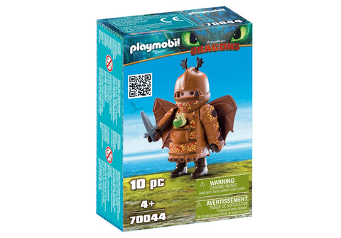 FISHLEG IN COSTUM DE ZBOR - PLAYMOBIL (PM70044)