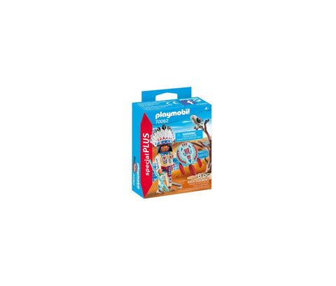 FIGURINA INDIAN - PLAYMOBIL (PM70062) Libelula Vesela