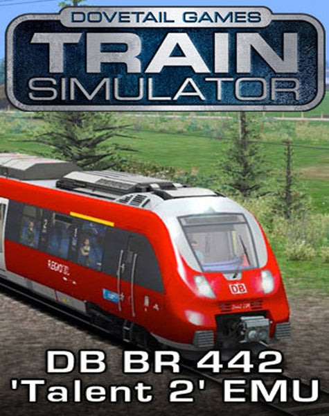 TRAIN SIMULATOR - DB BR 442 TALENT 2 EMU ADD-ON (DLC) - STEAM - PC - EU