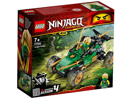 JUNGLE RAIDER - LEGO (71700) Libelula Vesela