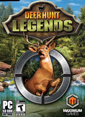 DEER HUNT LEGENDS - STEAM - PC - WORLDWIDE