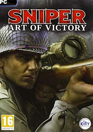 SNIPER ART OF VICTORY - STEAM - PC - EMEA, US